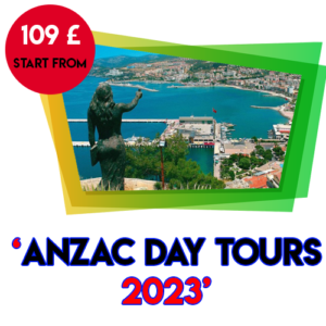 16 Days Anzac Day Tours 2021